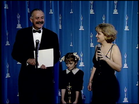 nikita mikhalkov at the 1995 academy awards granada tv at the shrine auditorium in los angeles california on march 27 1995 - 67th annual academy awards stock videos & royalty-free footage