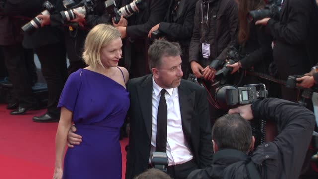nikki butler tim roth closing ceremony therese desqueyroux premiere 65th cannes film festival at lumiere on may 27 2012 in cannes france - tim roth stock videos and b-roll footage