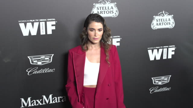 nikki reed at the 13th annual women in film female oscar nominees party at sunset room hollywood on february 07, 2020 in hollywood, california. - nikki reed stock videos & royalty-free footage