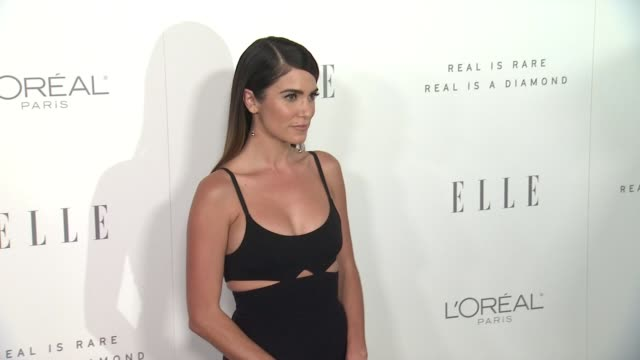 nikki reed at the 24th annual elle women in hollywood awards on october 16, 2017 in los angeles, california. - nikki reed stock videos & royalty-free footage