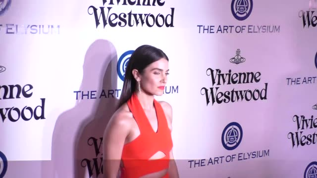 Nikki Reed at The Art of Elysium's 9th Annual HEAVEN Gala at 3LABS in Culver City at Celebrity Sightings in Los Angeles on January 09 2016 in Los...