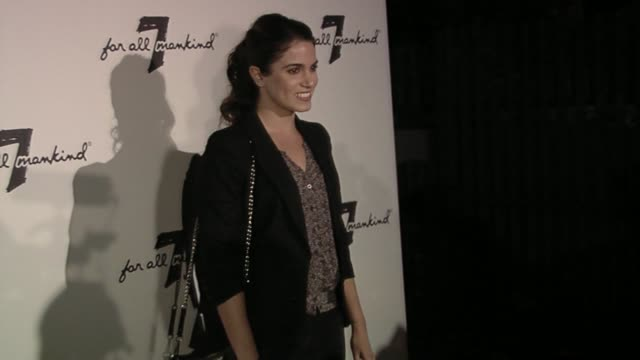 Nikki Reed at the Vanity Fair Hosts 7 For All Mankind 10th Anniversary Celebration at Beverly Hills CA