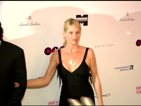 vídeos de stock e filmes b-roll de niklas soderblom and nicollette sheridan at the what a pair 3 celebrity concert ot benefit the revlon/ucla breast center at ucla's royce hall in los... - nicollette sheridan