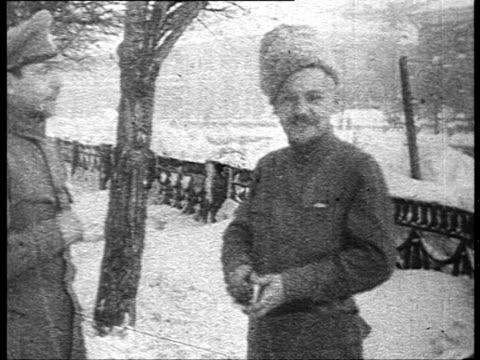 nikolai vasilyevich krylenko , russian bolshevik revolutionary and soviet politician / russia - 1917 stock videos & royalty-free footage