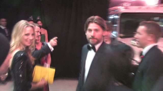 nikolaj coster waldau arrives at jimmy fallon's emmy after party 2011 at trousdale in west hollywood - jimmy fallon stock videos and b-roll footage