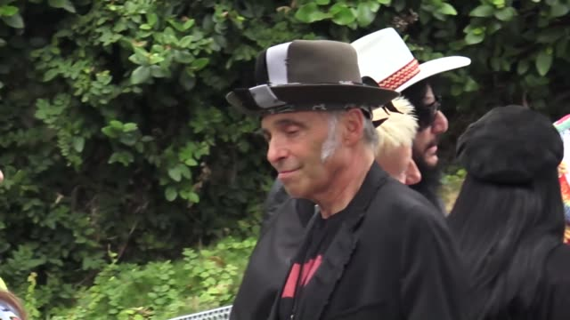 Nils Lofgren at the Ringo Starr 11th Annual Peace Love Birthday Celebration at the Capitol Records Building in Hollywood at Celebrity Sightings in...