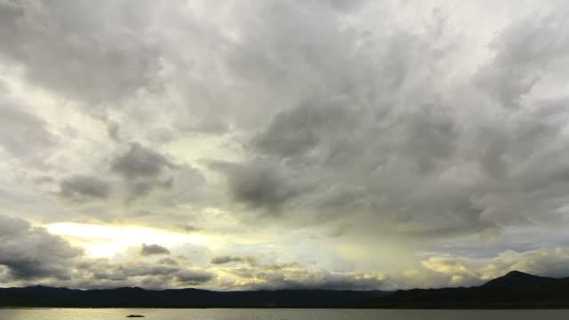 Nimbus 雲のタイムラプス