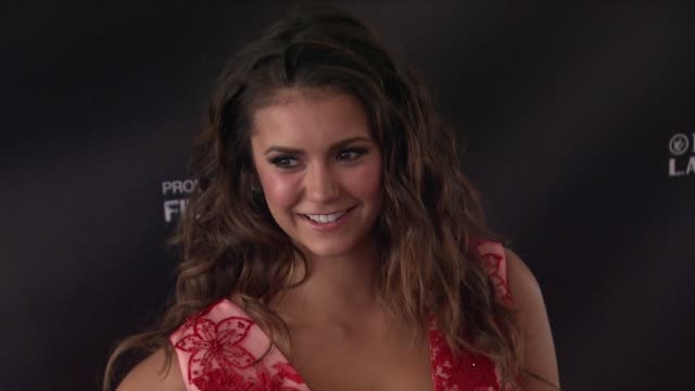 Nina Dobrev at the 2015 Los Angeles Film Festival Premiere of 'The Final Girls' at Regal Cinemas LA Live on June 16 2015 in Los Angeles California
