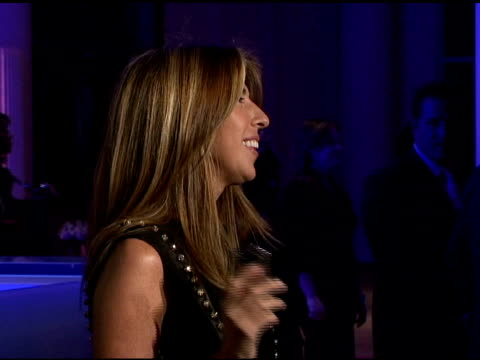 nina garcia at the blackberry pearl 8130 launch party at the iac building in new york new york on january 30 2008 - electronic organizer stock videos & royalty-free footage