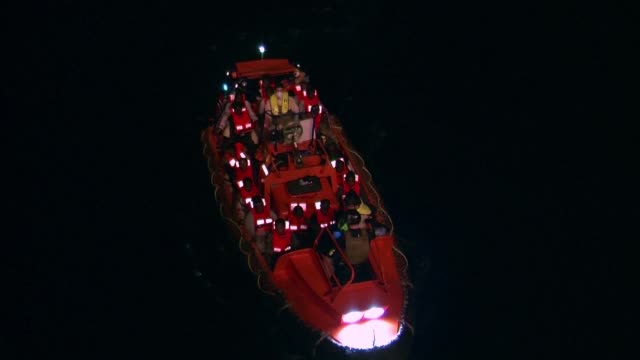 Nine people drown and 10 are missing after a dramatic 24 hours in which the crew of the Norwegian Siem Pilot and MSF's Dignity rescue hundreds of...