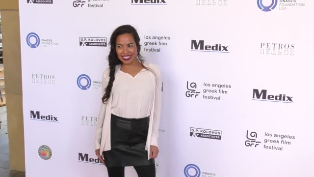 Ninfa Perez at the 11th Annual Los Angeles Greek Film Festival on June 11 2017 in Hollywood California