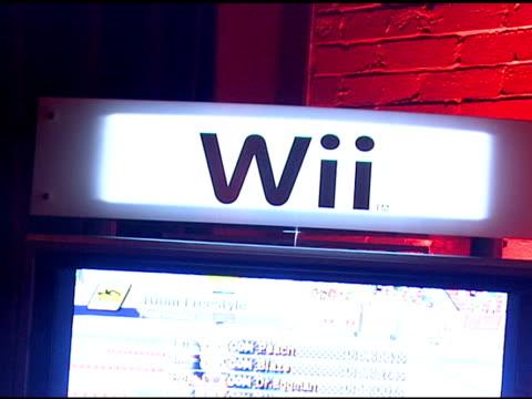Nintendo Wii at the Motorola and Nintendo present the Motorola Late Night Lounge at Sundance 2008 at NULL in Park City Utah on January 19 2008