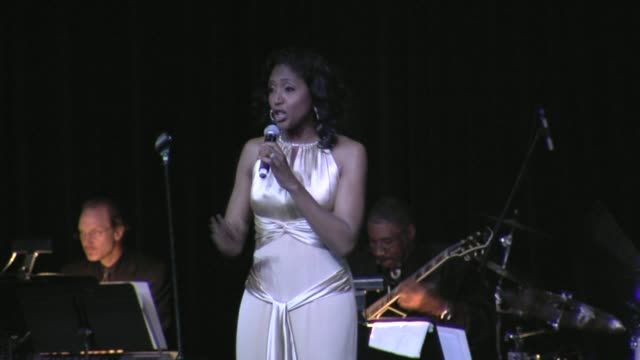 nita whitaker at the 29th annual the gift of life gala at the hyatt regency century plaza hotel in beverly hills, california on may 18, 2008. - hyatt regency stock videos & royalty-free footage
