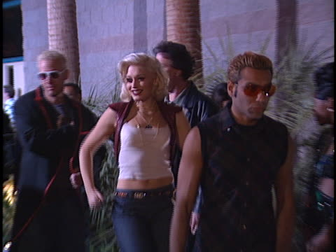 no doubt at the billboard awards 2000 at las vegas in las vegas, ca. - no doubt band stock videos & royalty-free footage