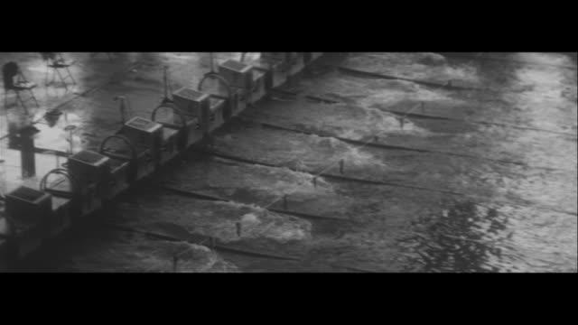 no new record indoor swimming meet/indoor swim meet, men's 200m breast stroke - contest record set by hiramatsu, women's 100m back stroke - satoko... - contestant stock videos & royalty-free footage