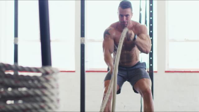 vidéos et rushes de il faut souffrir pour progresser  - musculation