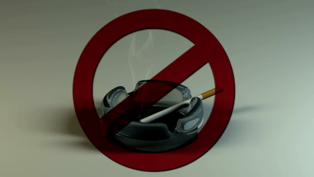 No Smoking! (loopable)
