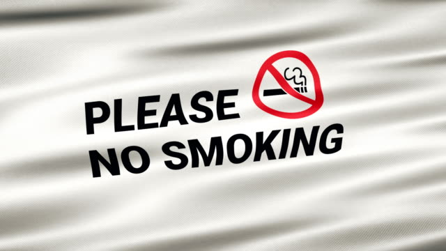 no smoking warning sign background - no smoking sign stock videos & royalty-free footage