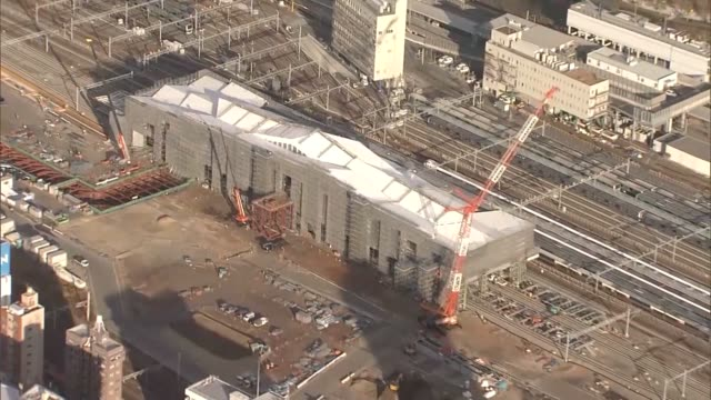 No the name of the Yamanote loop line's newest station is not Takanawa Getawayit's Takanawa Gateway East Japan Railway Co on Dec 4 announced its...