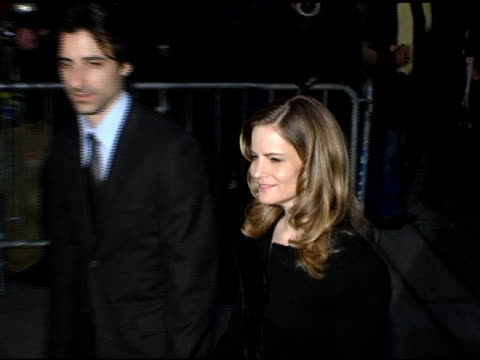 noah baumbach and jennifer jason leigh at the 2005 new york film critics circle 71st annual awards dinner at cipriani 42nd street in new york new... - noah baumbach stock videos and b-roll footage