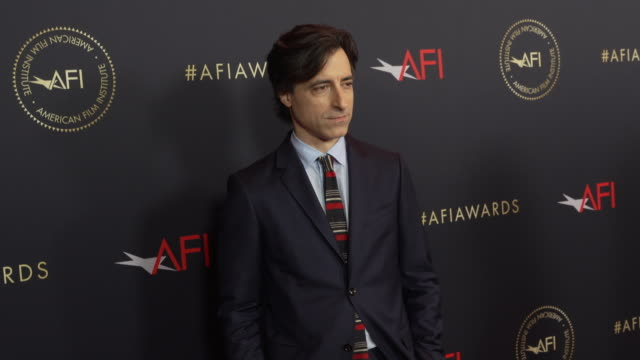 noah baumbach at the 20th annual afi awards at four seasons hotel los angeles at beverly hills on january 03 2020 in los angeles california - noah baumbach stock videos and b-roll footage