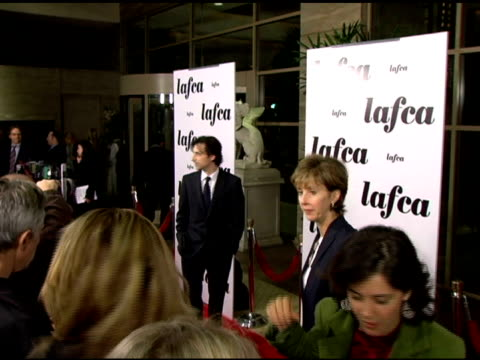 noah baumbach at the 31st annual los angeles film critics association awards at the park hyatt hotel in century city california on january 17 2006 - noah baumbach stock videos and b-roll footage