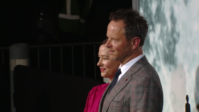 """noah hawley kyle hawley at the """"lucy in the sky"""" los angeles premiere presented by fox searchlight pictures in los angeles ca - fox searchlight pictures stock videos & royalty-free footage"""