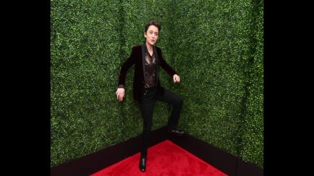 Noah Schnapp attends the 2018 MTV Movie And TV Awards at Barker Hangar on June 16 2018 in Santa Monica California