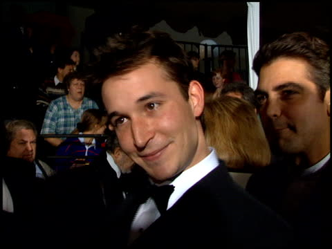 noah wyle at the 1995 people's choice awards at universal studios in universal city california on march 5 1995 - noah wyle stock videos and b-roll footage