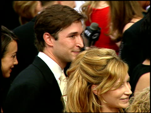 noah wyle at the 1997 emmy awards arrivals at the pasadena civic auditorium in pasadena california on september 14 1997 - noah wyle stock videos and b-roll footage