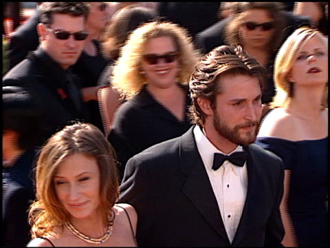noah wyle at the 1998 emmy awards at the shrine auditorium in los angeles california on september 13 1998 - noah wyle stock videos and b-roll footage