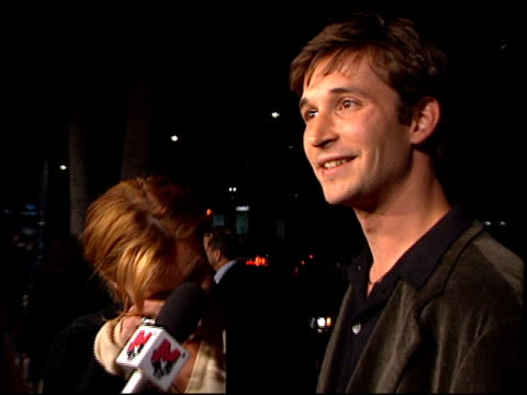 noah wyle at the 'paradise road' premiere at ampas in beverly hills california on april 4 1997 - noah wyle stock videos and b-roll footage
