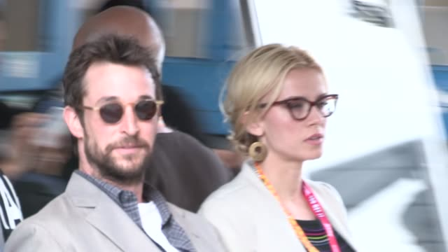 noah wyle greets fans at comic con in san diego on - noah wyle stock videos and b-roll footage