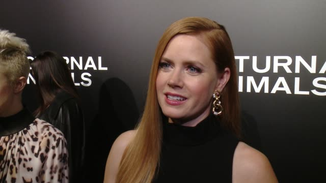 """CLEAN """"Nocturnal Animals"""" Los Angeles Special Screening Presented by Focus Features in Los Angeles CA"""