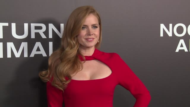 CHYRON 'Nocturnal Animals' New York Premiere Presented By Focus Features at The Paris Theatre on November 17 2016 in New York City
