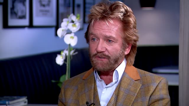 noel edmonds speaks out about his suicide attempt over ruin of business empire noel edmonds interview sot my businesses were actually sound i was... - noel edmonds stock videos & royalty-free footage