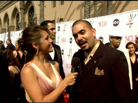 noel gugliemi on the alma awards at the 2006 nclr alma awards at the shrine auditorium in los angeles california on may 7 2006 - alma awards stock videos and b-roll footage