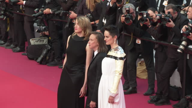 Noemie Merlant Celine Sciamma Adele Haene at 'Closing Ceremony ' The 72nd Cannes Film Festiva on May 25 2019 in Cannes France
