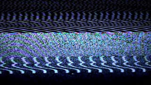 tv-lärm 4k - 8mm filmprojektor stock-videos und b-roll-filmmaterial