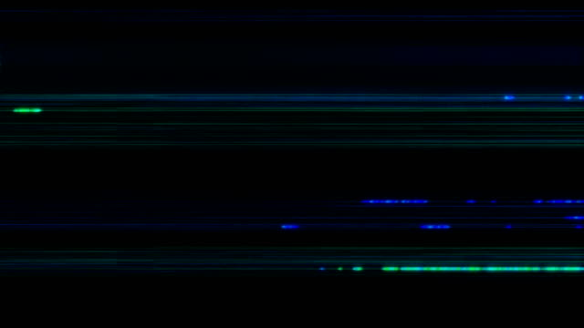 noise on analog tv screen vhs - glitch technique stock videos & royalty-free footage