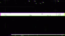 Noise on Analog TV Screen VHS