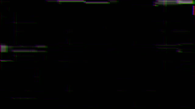 noise on analog tv screen vhs - black and white stock videos & royalty-free footage