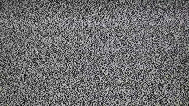 tv noise static - television set stock videos & royalty-free footage