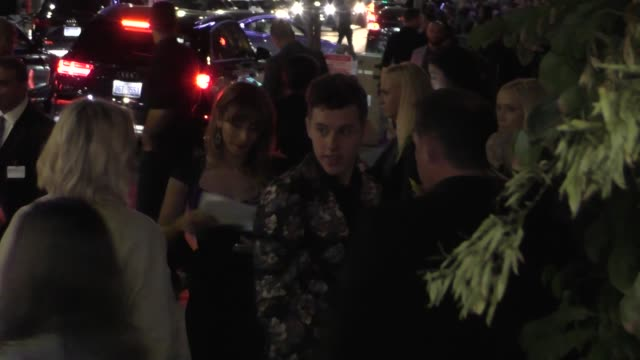 Nolan Gould at the Audi Emmy Party in Hollywood in Celebrity Sightings in Los Angeles
