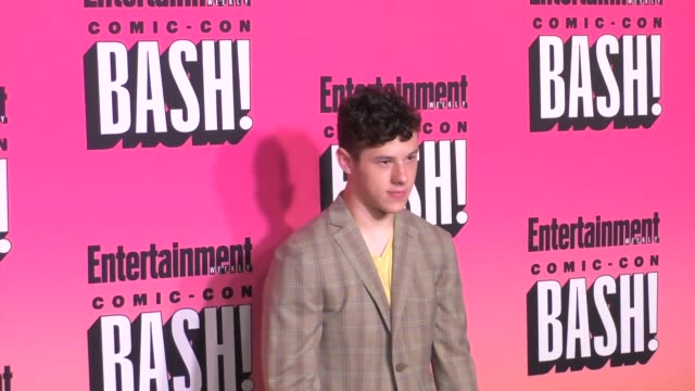 Nolan Gould at the Entertainment Weekly San Diego Comic Con Party