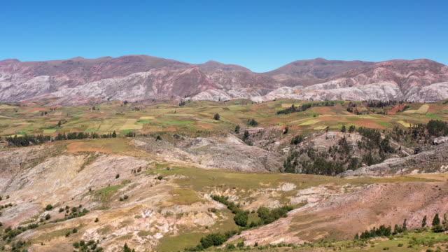 vídeos y material grabado en eventos de stock de nomadic village / macha, bolivia - área silvestre