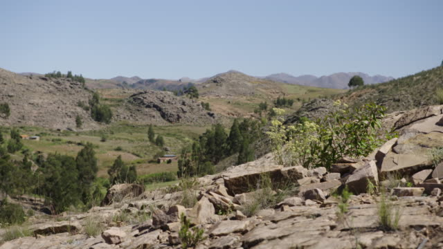 nomadic village / macha, bolivia - south america stock videos & royalty-free footage