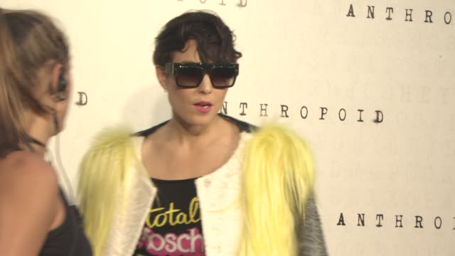 noomi rapace at 'anthropoid' film premiere at bfi southbank on august 30, 2016 in london, england. - bfi southbank stock videos & royalty-free footage
