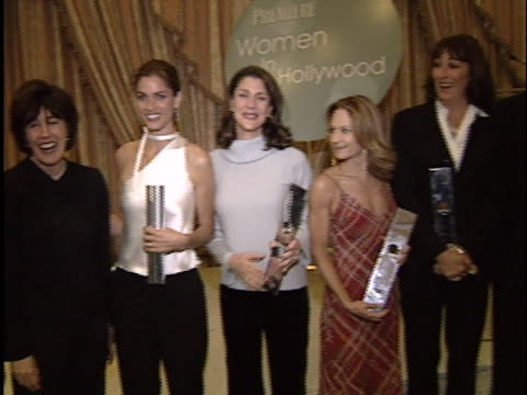nora ephron at the women in hollywood luncheon at four seasons hotel. - nora ephron stock videos & royalty-free footage