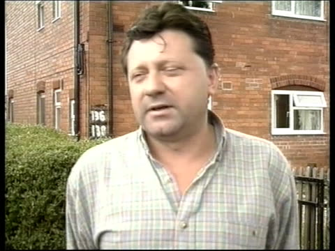 norfolk farm murder itn tony joynes interview sot heard that fred shot and killed in norfolk which is 50 miles away / just knew that he was going out... - norfolk england stock videos & royalty-free footage
